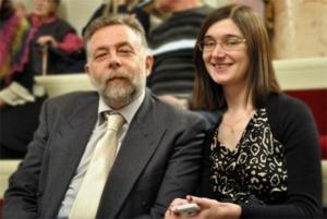 Александр Крупинин и Мария Педько