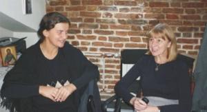 Ольга Суровегина и Людмила Зотова