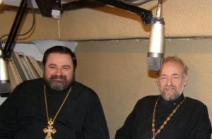 Протоиерей Александр Степанов, протоиерей Георгий Митрофанов
