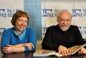 Протоиерей Александр Степанов, Ирина Языкова