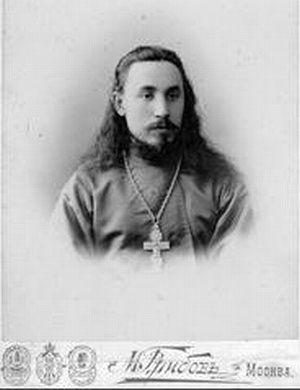 Протоиерей Сергий Махаев