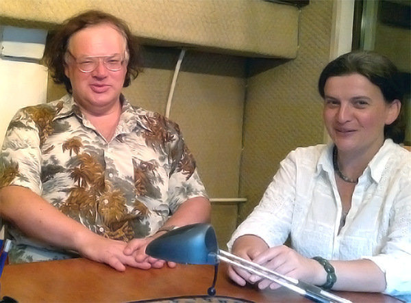 Владимир Радченков, Ольга Суровегина