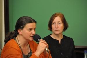 Ольга Суровегина и Марина Михайлова