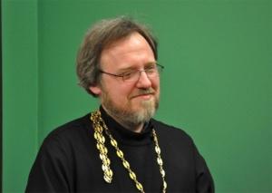 Священник Сергий Чарыков