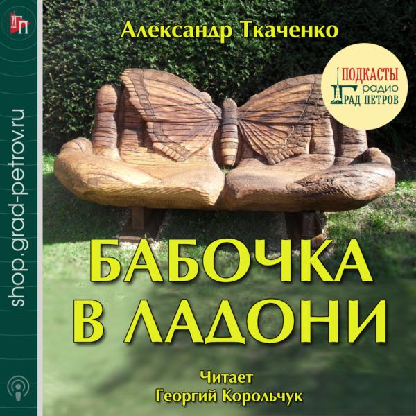 БАБОЧКА В ЛАДОНИ. Александр Ткаченко