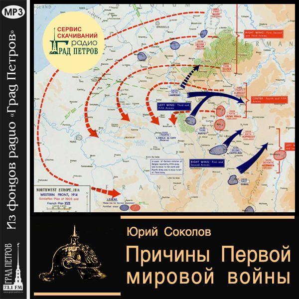 ПРИЧИНЫ ПЕРВОЙ МИРОВОЙ ВОЙНЫ. Юрий Соколов