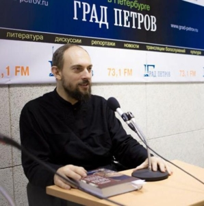 Священник Михаил Легеев