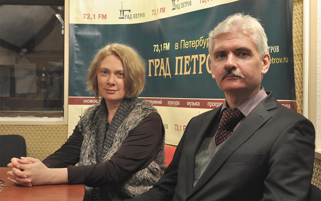 Андрей Кручинин, Марина Лобанова