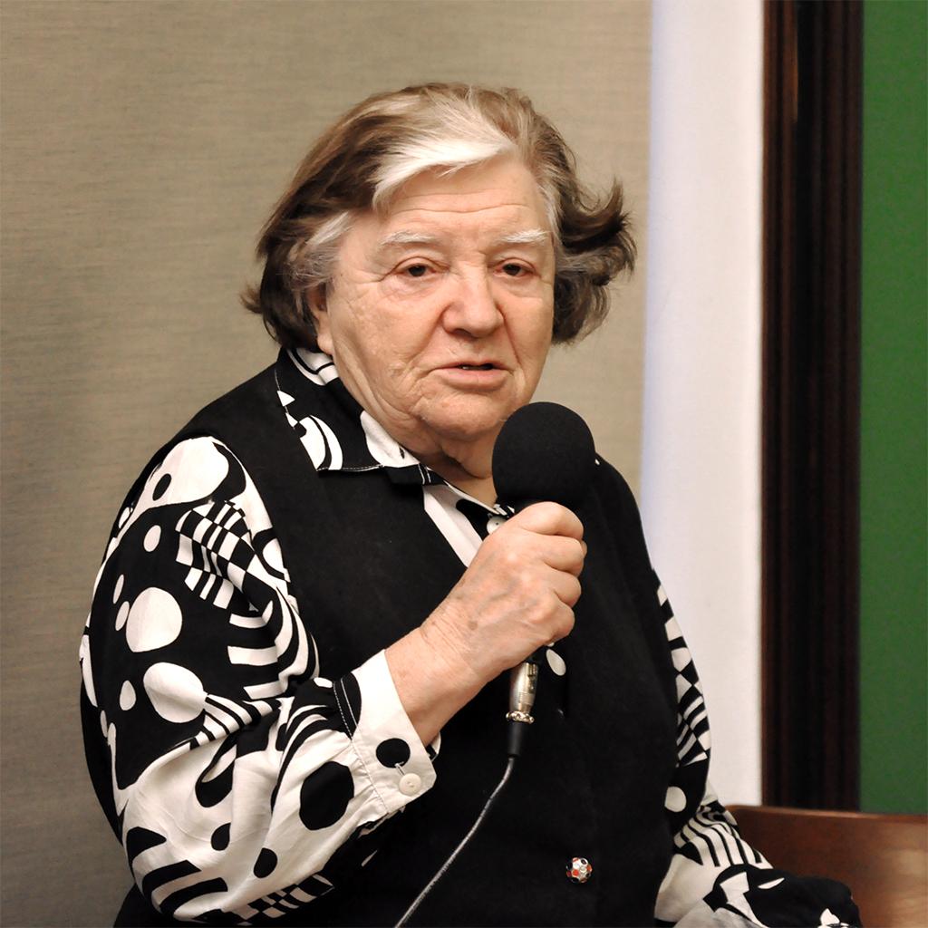Вербловская Ирина Савельевна