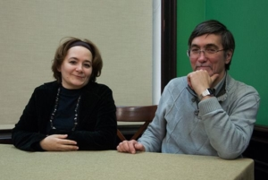 Алексей Данилович Семкин, Елена Валерьевна Сочивко