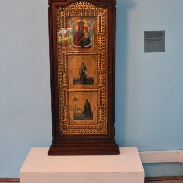 Выставка «Всем невзгодам вопреки. Пермская епархия в годы гонений»