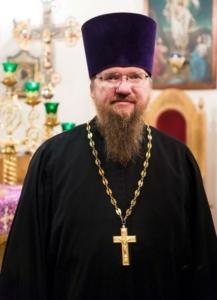 Протоиерей Дионисий Бурмистров