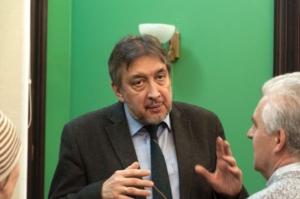 Петр Евгеньевич Бухаркин