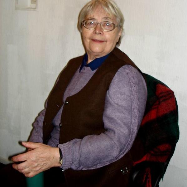 Никифорова Ида Яковлевна