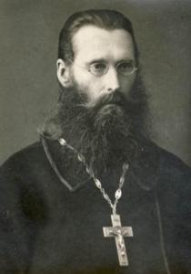 Протопресвитер Кирилл Зайц Епархиальный миссионер