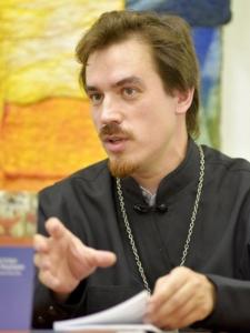 Протоиерей Константин Костромин