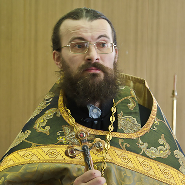Протоиерей Димитрий Кулигин