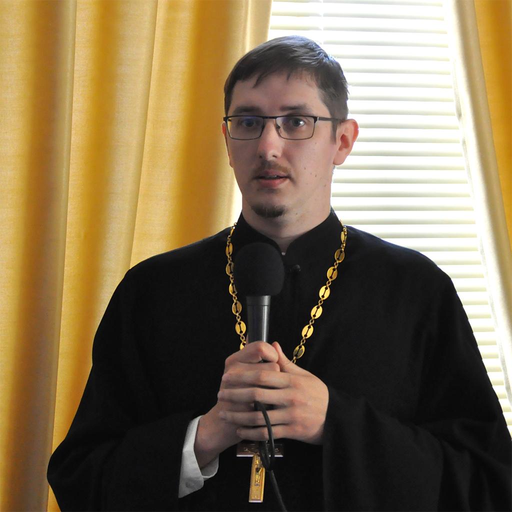 Священник Василий Селиверстов