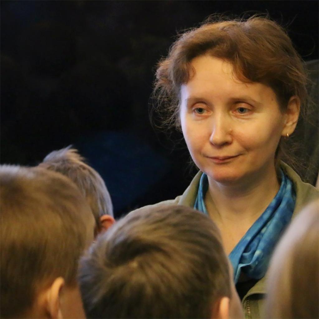 Антипова Ольга Викторовна