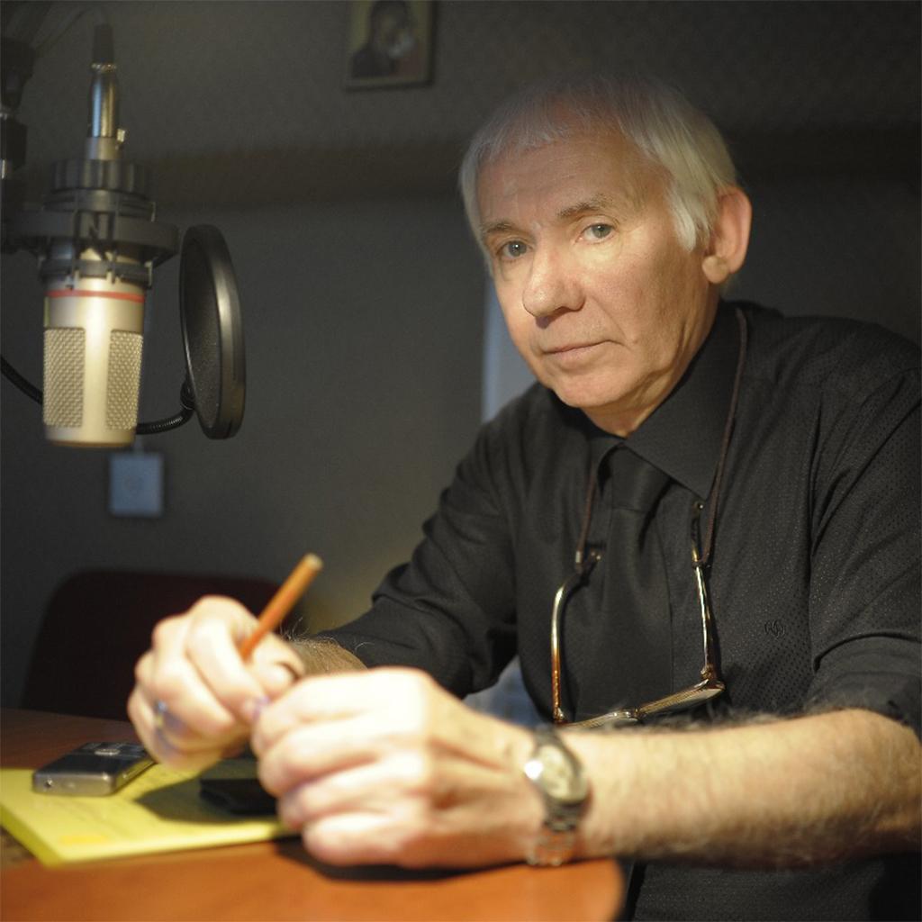 Корольчук Георгий Алексеевич. Фото - Станислав Марченко