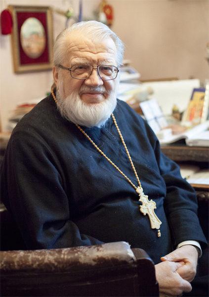 Протоиерей Константин Смирнов