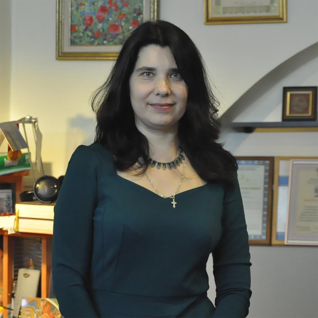 Фанина Наталья Олеговна